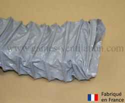 Gaine rectangulaire (Airflex VR) 160 x 80mm - L : 6 m