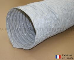 Gaine ventilation semi lourde grise (Airflex N) Ø 406 mm - L : 6 m