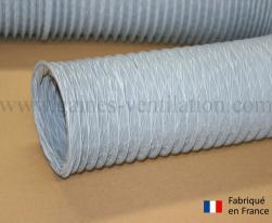 Gaine ventilation pour VMC (Airflex P) Ø 80 mm - L : 6 m