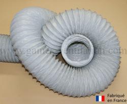 Gaine ventilation pour VMC (Airflex P) Ø 160 mm - L : 6 m