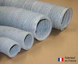 Gaine ventilation pour VMC (Airflex P) Ø 150 mm - L : 6 m