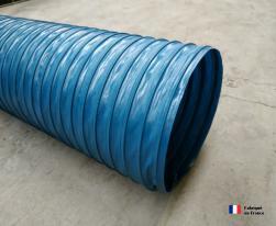 Gaine ventilation semi lourde bleue (Airflex N) Ø 203 mm - L : 6 m
