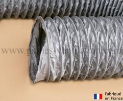 Gaine PVC renforcée (Airflex V) Ø 89 mm - L : 6 m