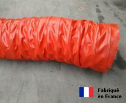 Gaine ventilation semi lourde rouge (Airflex N)